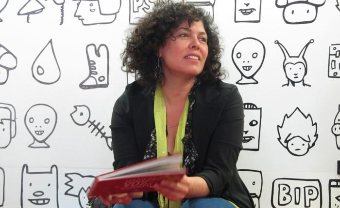 """""""Si les diéramos más poesía a los niños, el mundo cambiaría."""" María Baranda.Entrevista."""