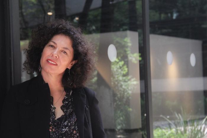 María Baranda-foto de Enrique Rivera