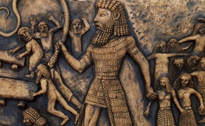 Gilgamesh o la epopeya de lapoesía
