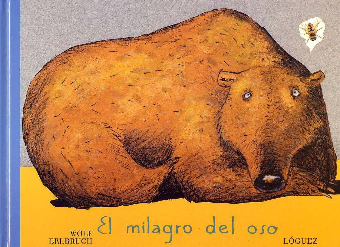El m ilagro del oso portada